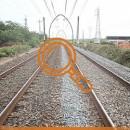 Décompression sols voie SNCF