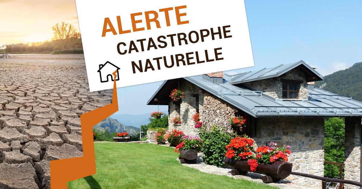 Nouvelle reconnaissance en catastrophe naturelle pour 14 communes en France