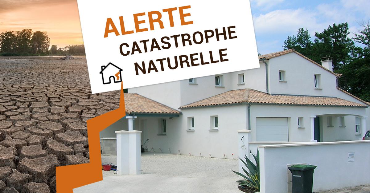 Catastrophe naturelle sécheresse 2019 URETEK